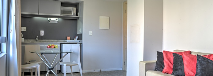 Family Apartaments 2 rooms Regency Rambla Design Apart Hotel Montevideo
