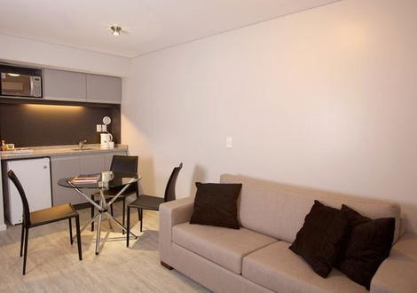 Family Apartments Regency Rambla Design Apart Hotel Montevideo